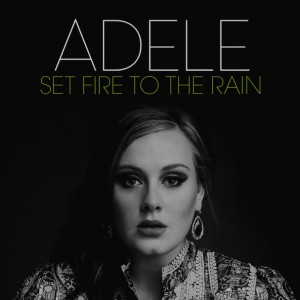 adele set fire to the rain youtube