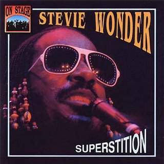 Stevie Wonder : Superstition video