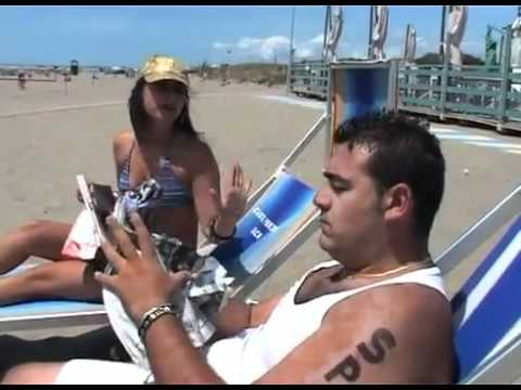 Youtube musica Ostia beach : video musicale divertente : dance